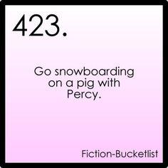 Percy Jackson !