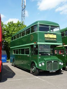 Routemaster, Buses And Trains, Double Decker Bus, Bus Coach, London Bus, London Transport, Work Lights, I Icon, Coaches