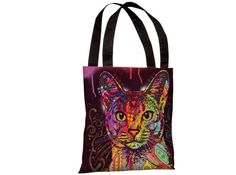 Amazing Designer Dean Russo Totes on sale @Coupaw - Many Dog & Can Breed Designs.  Perfect for the summer.  Check them all out.