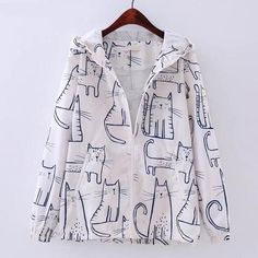 c1c3d2a52237f 8 Best Cat Spring & Fall Jackets images in 2019 | Fall jackets, Cat ...