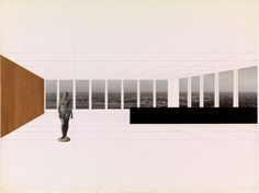 Mies van der Rohe | Collage l Georg Schaefer Museum