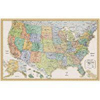 Rand Mcnally United States Wall Map (Classic Edition United States Wall Map) >>> Learn more by visiting the image link.