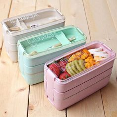 Buy the Bento Box for fresh, tasty lunch and dinner on the go. Find cool bento boxes for school or office at the Apollo Box. Lunch Box Containers, Food Storage Containers, Lunch Box Bento, Bento Box Lunch For Adults, Cute Lunch Boxes, Bento Lunchbox, Adult Lunch Box, Box Lunches, Essen To Go