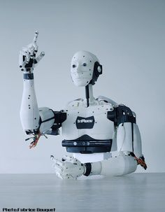 3D Printed Robots Will Become Hospital and Museum Workers in the UK | InMoov is the first life size humanoid robot you can 3D print and animate. [Robotics: http://futuristicnews.com/category/future-robots/ 3D Printing: http://futuristicnews.com/tag/3d-printing/]