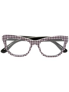 ec08294a4a  dolcegabbana  glasses Black Cat Eyes