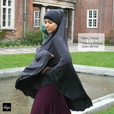 Butterfly Khimar