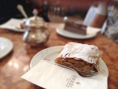 Lea vraie recette du célèbre Apfelstudel viennois comme vous ne l'avez jamais vu !