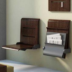 Straponten - rozkładane siedzisko to przedpokoju TPS1 Twist Plus - Sklep meblowy Onemarket - Meble do sypialni, pokojowe, młodzieżowe Clever Design, Modern Interior, Foyer, Shelves, Furniture, Home Decor, Lounge Seating, Ideas, Room Decor