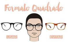 Como Escolher Óculos de Grau para seu Rosto…