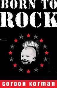 The Book Cover. Born to Rock is about Leo Caraway finding out how his life is not going to be all planned that he needs to open his eyes a little more and see the real picture in front of him.