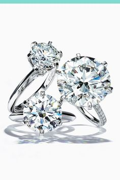 Engagement Ring Types, Engagement Ring Settings, Diamond Engagement Rings, Tiffany Engagement, Love Ring, Dream Ring, Diamond Rings, Gemstone Rings, Fine Jewelry