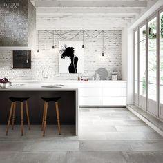 Toka by Ceramica Fondovalle. Toka porcelain tiles in Cliff by Ceramica Fondovalle. 28 Fresh Picks in Flooring | Companies | Interior Design