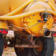 Juan brengt bij ons het water! #geel