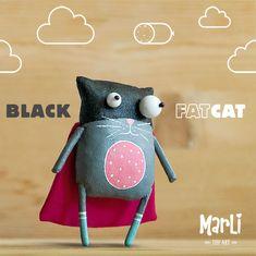 BLACK FAT CAT on Behance