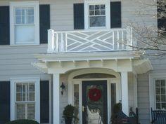white wrought iron balcony fence - Google'da Ara