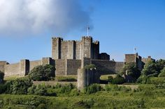 Discount UK Theme Parks 2017 Dover Castle & Canterbury Day Trip £27 instead of £60 for an 'Operation Dynamo' coach tour of Dover and Canterbury from Abbey Tours UK - save 55%