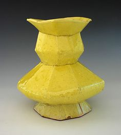 Yellow - ceramic - Mark Pharis