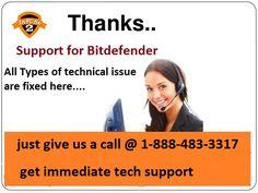 Technical Support For Bitdefender Antivirus