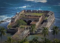 Fortin San Geronimo de San Juan Puerto Rico