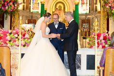 An Exclusive Look Inside Katharine McPhee and David Foster's Wedding in London