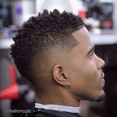 High Top Fade | ByBarbers4Barbers.com