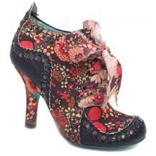 Designer Clothes, Shoes & Bags for Women Irregular Choice Boots, Iced Gems, Floral Heels, Fashion Mag, Ankle Booties, Heeled Boots, Christian Louboutin, Peep Toe, Footwear