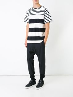 Kidill striped T-shirt