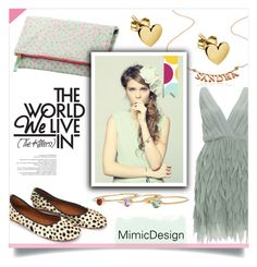 """MimicDesign CONTEST"" by mahafromkailash ❤ liked on Polyvore featuring Alice + Olivia and MimicDesign"