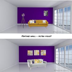 Ultra Violet  – Pantone Color of the Year 2018