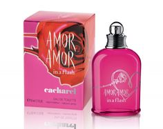 Parfum Amor Amor in a Flash de Cacharel - http://www.mode-et-femme.com/parfum-amor-amor-in-a-flash-de-cacharel/