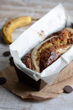 Chic, chic, chocolat...: Banana bread au chocolat