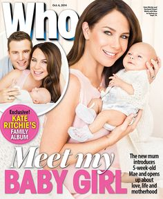 Meet Kate Ritchie's precious little girl