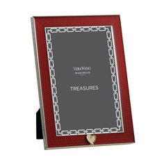 Vera Wang Treasures with Love Heart Picture Frame