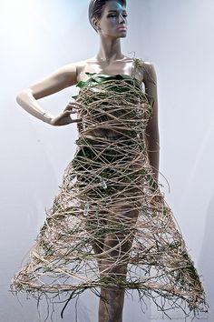 stick dress @ barracuda.fish