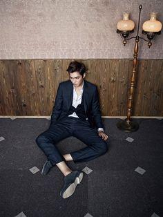 Lee Min-ho // Esquire Korea // September 2013