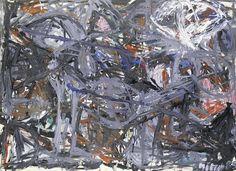 Nuno Ramos  Sem título - ost  1985 - 130 x 180