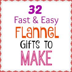 Crafts a la mode : 32 Awesome Flannel Gifts to Make for Christmas Christmas Gifts For Kids, Christmas Diy, Christmas Stuff, Xmas Gifts, Christmas Ornaments, Makeup Bag Tutorials, Flannel Rag Quilts, Flannel Flower, Baby Mittens