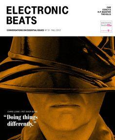 Electronic Beats Magazine Issue 3/2012