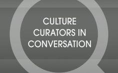 Today - Culture Curators In Conversation Membership