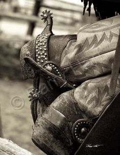 Cowboys And Horses - Well Worn Spurs - Digital