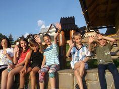 Dzieci w górach mają dużo czasu na rekreację i odpoczynek na świeżym powietrzu. #kolonie #góry #koloniejezykowe