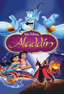 Aladdin (1992) - Aladdin, a street urchin, accidentally meets Princess Jasmine, who is in the city undercover. They love each other, but she can only marry a prince.  Directors: Ron Clements, John Musker Writers: Ron Clements (screenplay), John Musker (screenplay),  Stars: Scott Weinger, Robin Williams, Linda Larkin
