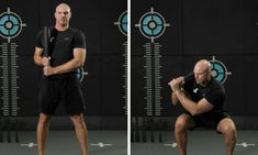 The steel club side shoulder clean is a similar exercise to the Side Clean, but catch on the shoulder at the top. Training, Australia, Exercise, Cleaning, Club, Workout, Steel, Education, Shoulder