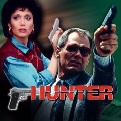 Hunter - Fred Dryer and Stepfanie Kramer