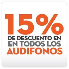 Hasta el 6 de noviembre aprovecha el descuento de 15% en todas nuestras marcas de audifonos. Promoción válida para compras en nuestro portal www.multimax.net