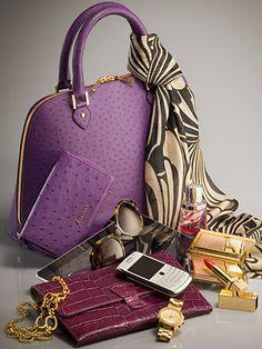 dress your bag