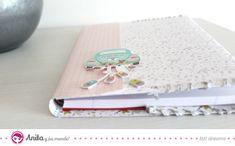 Cómo hacer una funda para tus cuadernos o libros de manera fácil. Manualidades con papel. Manualidades fáciles. Ideas con papel. Craft. Scrapbooking. handmade. papercraft ideas. Wedding ideas. Manualidades para bodas.