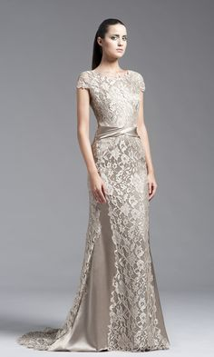 Peter Langner Evening 2014 Collection 140018 Front View