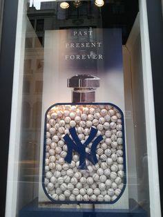 Cologne display