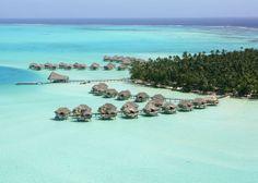 Bora Bora Le Taha'a Island Resort and Spa, French Polynesia #travel #beach